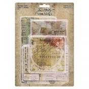 Tim Holtz Idea-ology: Journal Cards TH93957