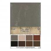 Tim Holtz Idea-ology: Kraft Stock Stack, Neutral TH94111