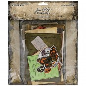 Tim Holtz Idea-ology: Layer and Baseboard Frames, Halloween TH93986