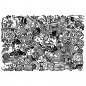 Tim Holtz Idea-ology Layers: Engraving TH94125