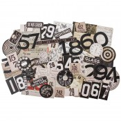 Tim Holtz Idea-ology Layers: Urban TH94042