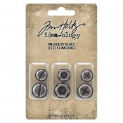 Tim Holtz Idea-ology: Machinery Heads - TH94038