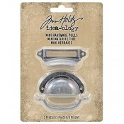 Tim Holtz Idea-ology: Mini Hardware Pulls - TH93685