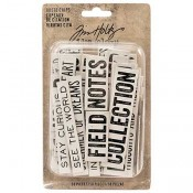 Tim Holtz Idea-ology: Quote Chips - TH93563