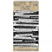 Tim Holtz Idea-ology: Snarky Small Talk - TH93704