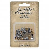 Tim Holtz Idea-ology: Tiny Clips TH94025