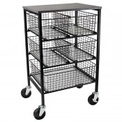 TH Idea-ology: Utility Basket Storage Cart TH93863