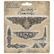 Tim Holtz Idea-ology: Vignette Accents - TH93687