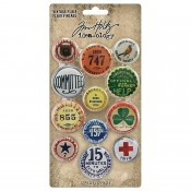 Tim Holtz Idea-ology: Vintage Flair TH94027
