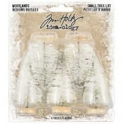 Tim Holtz Idea-ology: Woodland Small Tree Lot - TH93757