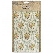 Tim Holtz Idea-ology: Worn Wallpaper - TH93692