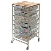 Tim Holtz Industrial Storage Cart - CH93520