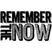 Tim Holtz Wood Mounted Stamp - Remember The Now K3-2304