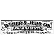 Tim Holtz Wood Mounted Stamp - Pharmacists K4-2185