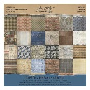 Tim Holtz Idea-ology Paper Stash: Dapper - TH93260