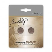 Tim Holtz Stamp Platform Replacement Magnets - 1709E