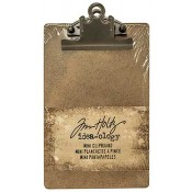 Tim Holtz Idea-ology Mini Clipboard - TH93278