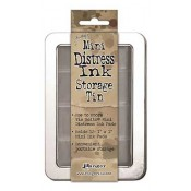 Tim Holtz Mini Distress Ink Storage Tin - TDA42013