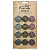 Tim Holtz Idea-ology Philosophy Tags - TH92678