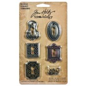 Tim Holtz Idea-ology: Keyholes - TH92718