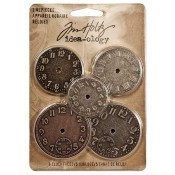 Tim Holtz Idea-ology Timepieces TH92831