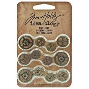 Tim Holtz Idea-ology Mini Gears - TH93012