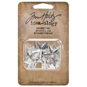 Tim Holtz Idea-ology Mirrored Stars - TH93083