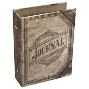 Tim Holtz Idea-ology Worn Cover: Journaler TH93097