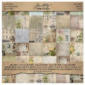 Tim Holtz Idea-ology Paper Stash: Wallflower - TH93110