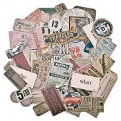 Tim Holtz Idea-ology Expedition Ephemera - TH93115