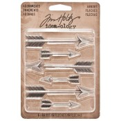 Tim Holtz Idea-ology Adornments: Arrows - TH93127