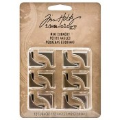 Tim Holtz Idea-ology Mini Corners - TH93131