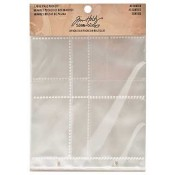 Tim Holtz Page Pockets, Large Assorted - TH93140