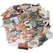 Tim Holtz Idea-ology Ephemera: Emporium - TH93189