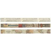Tim Holtz Idea-ology Design Tape: Passport - TH93194