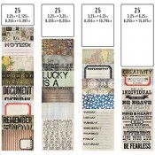 Tim Holtz Idea-ology Pocket Cards - TH93208