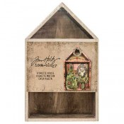 Tim Holtz Idea-ology Vignette Box: House - TH93339