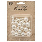 Tim Holtz Idea-ology Baubles - TH93341