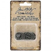 Tim Holtz Idea-ology Shape Tokens: Halloween - TH93614