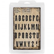 Tim Holtz Idea-ology Gothic Foam Stamps - TH93618