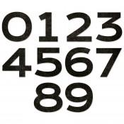 Sizzix Framelits Die Set: Countdown - 665367