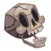 Sizzix Thinlits Die Set: Skelly, Colorize - 664746