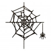 Sizzix Thinlits Die Set: Spider Web - 664747