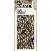 Tim Holtz Layering Stencil - Feather THS079
