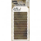 Tim Holtz Layering Stencil - Diamonds THS081