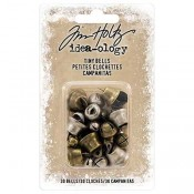 Tim Holtz Idea-ology: Tiny Bells - TH93658