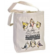 Stampers Anonymous Tote Bag - Bird Crazy