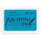Wendy Vecchi Archival Ink Pad - Bluebird AID61243