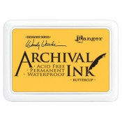 Wendy Vecchi Archival Ink Pad - Buttercup AID45632
