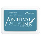 Wendy Vecchi Archival Ink Pad - Cornflower Blue AID38955